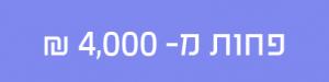 פחות מ 4000